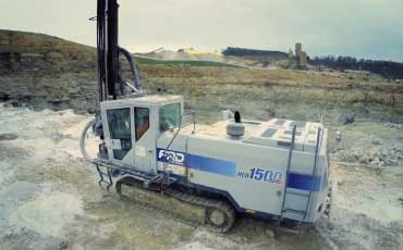 Drilling and Blasting Services